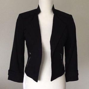 WHBM cropped jacket
